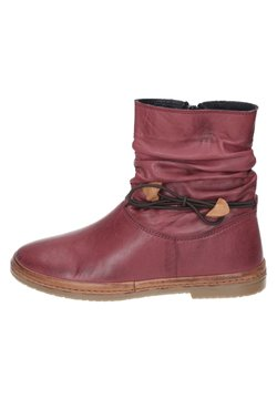Manitu - Ankle Boot - bordeaux