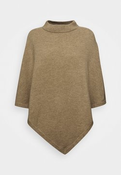 Lounge Nine - CADENCE PONCHO - Cape - incense melange