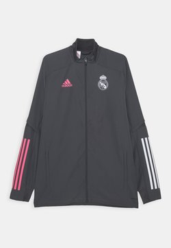 adidas Performance - REAL MADRID SPORTS FOOTBALL JACKET - Article de supporter - grefiv