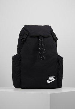 Nike Sportswear - HERITAGE UNISEX - Reppu - black/white