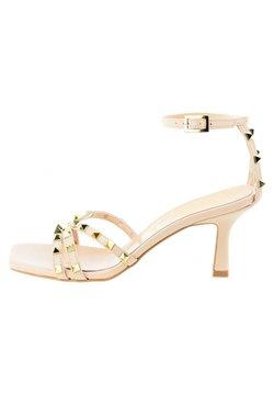 PRIMA MODA - Korolliset sandaalit - beżowy