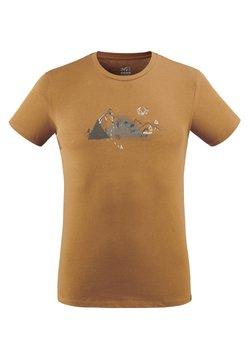Millet - T-shirt imprimé - marron