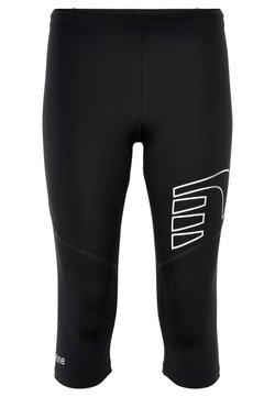 Newline - BASE DRY N COMFORT KNEE - 3/4 Sporthose - black