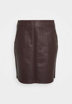 Dorothy Perkins Tall - BERRY MINI - Mini skirt - purple