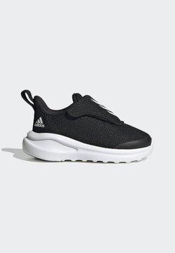 adidas Performance - FORTARUN AC RUNNING SHOES - Stabilty running shoes - black