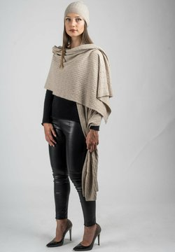Dalle Piane Cashmere - Sjaal - beige