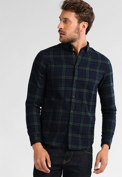 Pier One - Chemise - green / blue