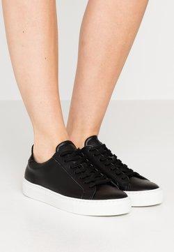 GARMENT PROJECT - TYPE VEGAN - Sneakers laag - black