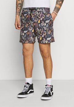 Wood Wood - ROY PAISLEY - Shorts - navy