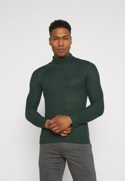 Brave Soul - Strickpullover - army green