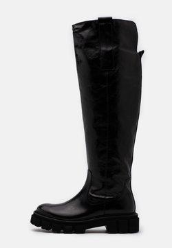 Kennel + Schmenger - VIDA - Overknee laarzen - schwarz
