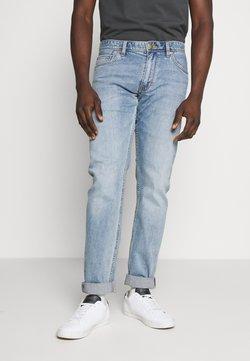 s.Oliver - HOSE LANG - Straight leg jeans - blue denim