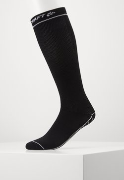 Craft - COMPRESSION SOCK - Sportsocken - black/white