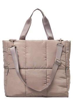 OYSHO - Sports bag - beige