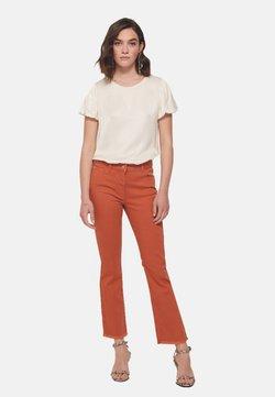 Motivi - Jeans bootcut - arancione
