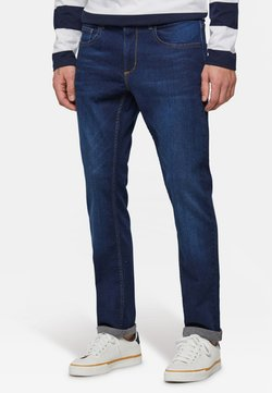 WE Fashion - DEX REX - Straight leg jeans - dark blue