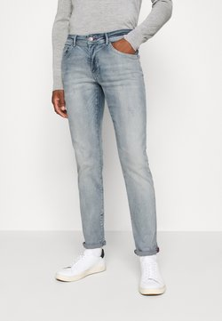 Petrol Industries - SEAHAM VINTAGE - Jeans Slim Fit - medium blue