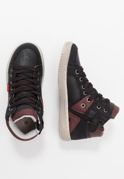 Kickers - LOWELL - Sneaker high - other black