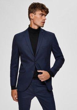 Selected Homme - BLAZER SLIM FIT - Blazer - dark blue