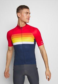 Giro - CHRONO EXPERT - T-Shirt print - bright red horizon