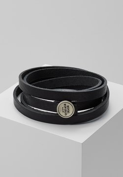 Royal RepubliQ - SPIRAL BRACELET - Bracelet - black