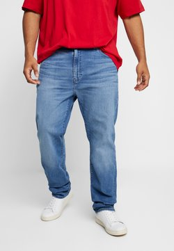 Levi's® Plus - 502™ REGULAR TAPER - Straight leg -farkut - light-blue denim