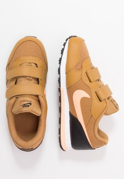 Nike Sportswear - MD RUNNER 2 BPV - Sneakers laag - wheat/orange pulse/black/white