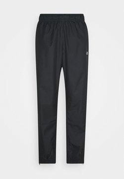 Nike SB - TRACK PANT UNISEX - Jogginghose - black/off noir