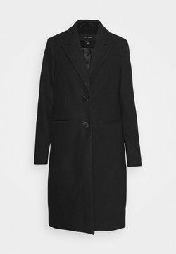 Vero Moda - VMBLAZA LONG JACKET - Manteau classique - black