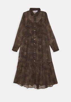 Noisy May Tall - NMMELINA DRESS TALL - Blusenkleid - black