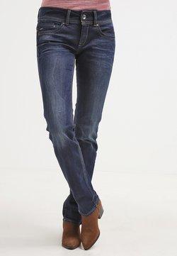 G-Star - MIDGE SADDLE MID STRAIGHT  - Jeans Straight Leg - denim