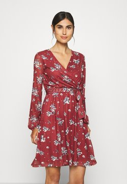 Anna Field - Robe d'été - dark red
