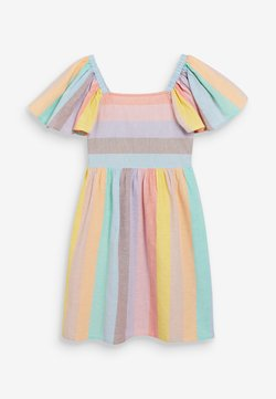 Next - RAINBOW  - Freizeitkleid - multi-coloured