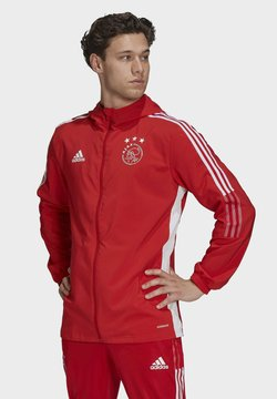 adidas Performance - Giacca sportiva - team colleg red