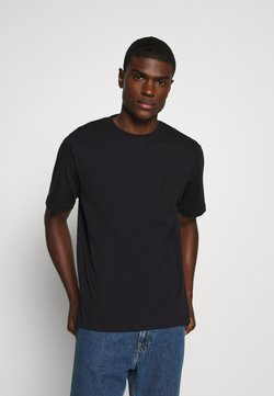 edc by Esprit - T-shirt basic - black