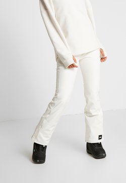 O'Neill - BLESSED PANTS - Snow pants - powder white