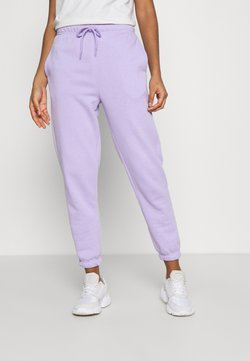 Pieces - PCCHILLI PANTS - Jogginghose - lavendar
