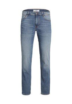 Produkt - KLASSISCHE - Slim fit jeans - medium blue denim