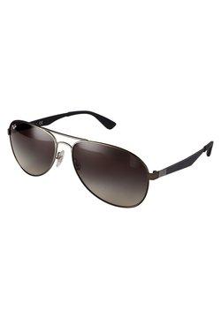 Ray-Ban - Okulary przeciwsłoneczne - gunmetal