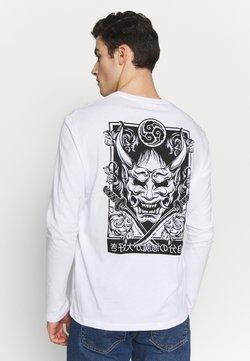 YOURTURN - Pitkähihainen paita - white