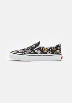 Vans - CLASSIC - Sneakers basse - black/true white