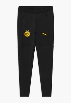 Puma - BVB BORUSSIA DORTMUND TRAINING - Vereinsmannschaften - black/cyber yellow