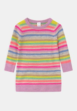 GAP - TODDLER GIRL HAPPY  - Strickkleid - multi-coloured
