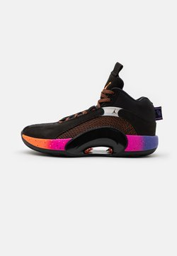 Jordan - AIR XXXV - Zapatillas de baloncesto - black/total orange/hyper grape