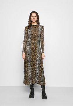 Notes du Nord - TARA DRESS - Maxi dress - brown