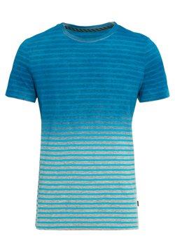 camel active - T-Shirt print - ocean blue