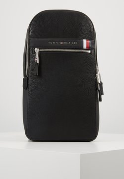 Tommy Hilfiger - DOWNTOWN SLINGPACK - Reppu - black