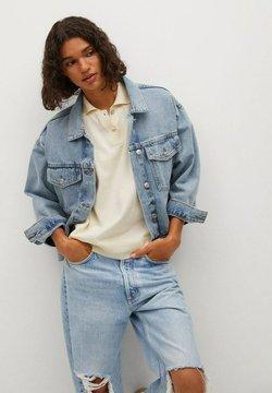 Mango - Veste en jean - bleu moyen