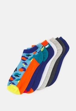 Jack & Jones - JACSUMMER THING SHORT SOCK 7 PACK - Socken - bonnie blue/surf the web