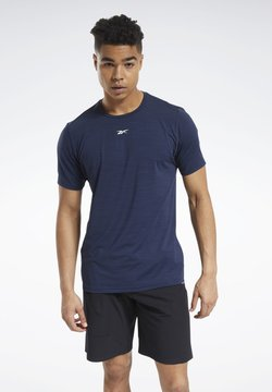 Reebok - T-Shirt basic - blue